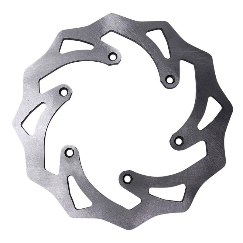 Trasero de la motocicleta disco de freno de disco del Rotor para Ktm 125, 150, 200, 250, 300, 350, 400, 450, 500 Sx Sxf Xc Exc Xcf Xcw Freeride seis días 1990-2