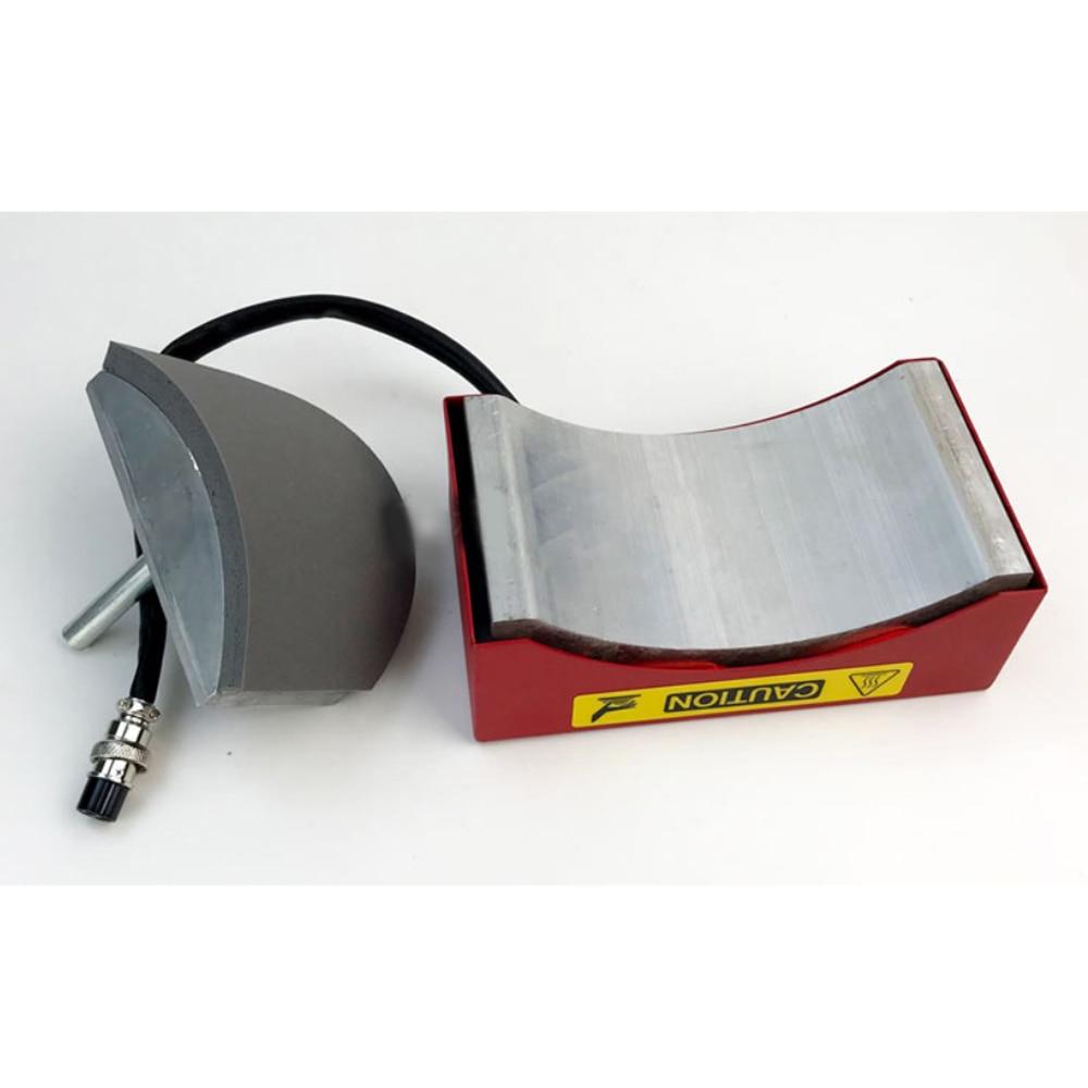 ST-CM11 New Roasting Cap Machine Hot Hat Machine Printing Hat Heat Transfer Heat Press Machine 110V/220V 0-999 s Working time enlarge