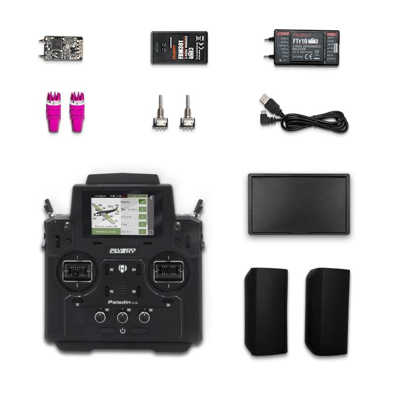 Flysky FS-PL18, receptor dual de 18 canales, control remoto, Dron/barco/transmisor de coche, RC, barco, coche, accesorios para coche