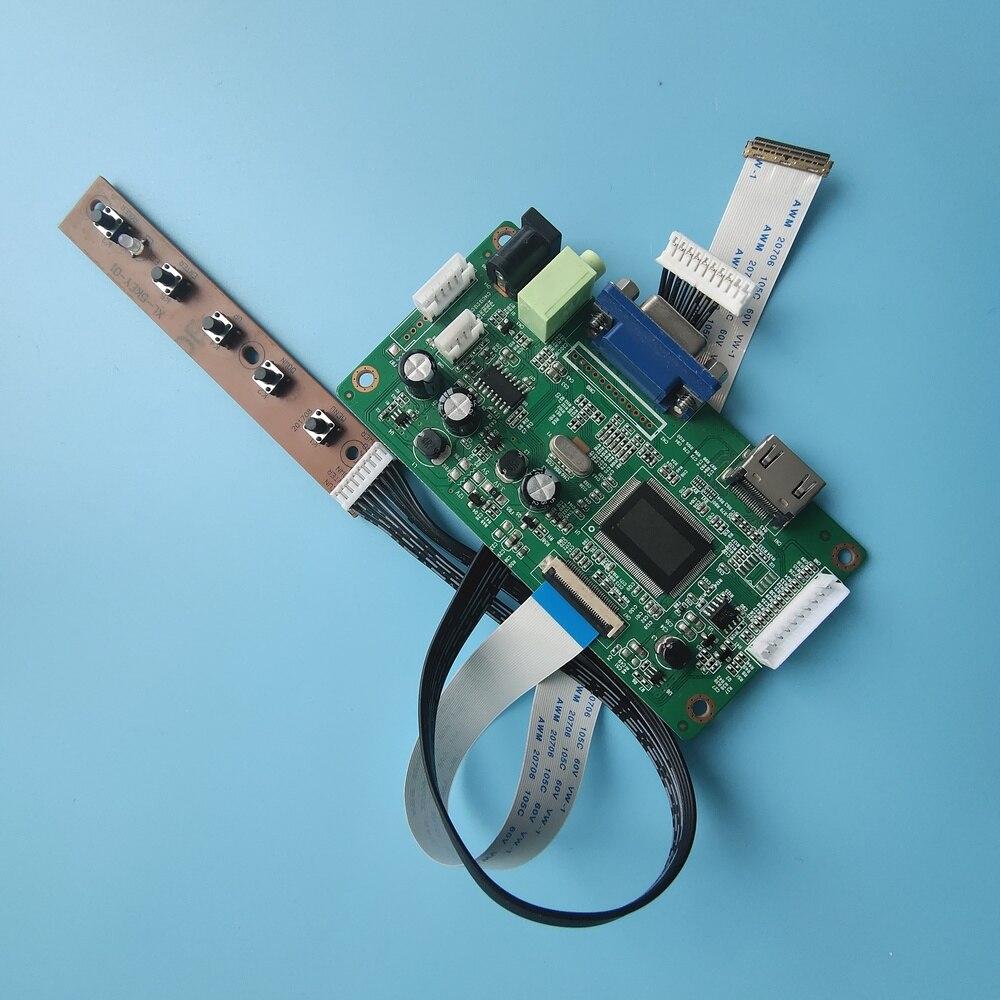 ل NT140WHM-N42 LCD لتقوم بها بنفسك عدة VGA 14
