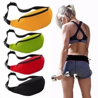 9 colors waist bag multifunction fashion outdoor neutral cycling travel zipper sporting waterproof business purse package