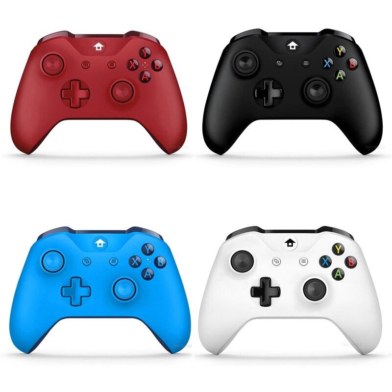 Mando inalámbrico con Bluetooth para Xbox One, mando fino para PC y...