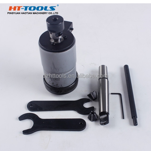 Hot sale collet chuck J46 series reversible tapping chuck for drilling machine tools enlarge