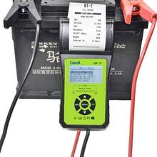 Lancol BT T автомобильный тестер батареи автомобиля измерительный инструмент с принтером Многоязычная автомобильная система питания Диагностический измеритель