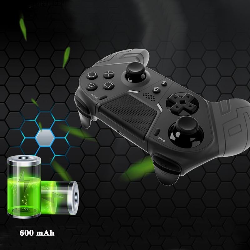 النخبة الطبعة وحدة تحكم لاسلكية زر للبرمجة عصا التحكم في اللعبة ل PS4 بلاي ستيشن 4 برو/سليم/ألعاب الكمبيوتر