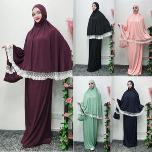 Muslim Kaftan Abaya Dress Kimono Women Dubai Open Abayas Turkish Stones Mosque Chiffon Hooded Dress Elegant African Lace Robes