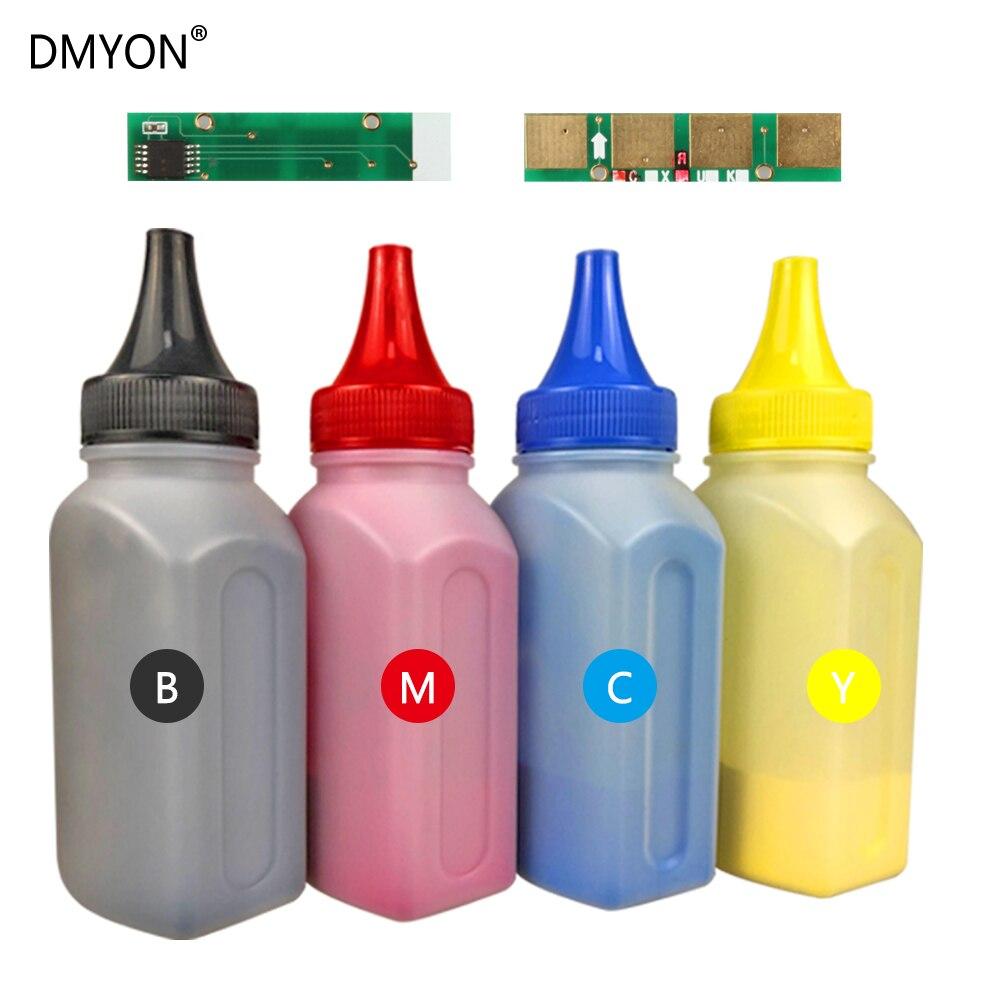 DMYON Refill Toner Powder CLT-406 406S Compatible for Samsung CLX-3305FW 3306FN CLP-360 365 365W 366W 3305W C410W C460FW Printer