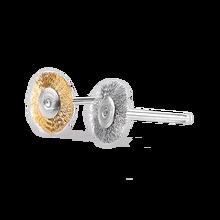 Avec la poignée de jeu électrique brosse de polissage fil de cuivre brosse de fil tête de polissage nettoyage en métal Derusting brosse électrique