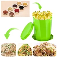 seed sprouter germination seed sprouting jar with lid seedling germination sprouter jar gardening supply