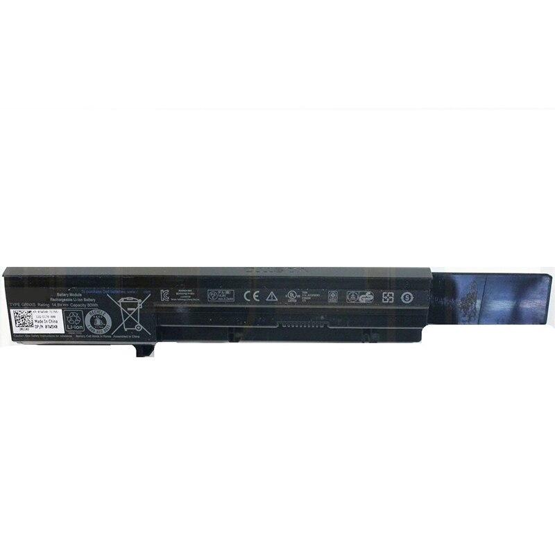 GRNX5 NF52T P09S V9TYF XXDG0 50TKN 2700mAh nueva batería del ordenador portátil para DELL Vostro 3300 3300n 3350 V3300 V3350 14,8 V 40Wh