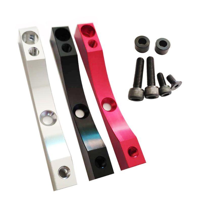 Envío Gratis, Base de soporte del sistema de frenos para XTECH Zoom M365/M365 Pro Scooter Eléctrico, accesorios de adaptador de aleación de aluminio