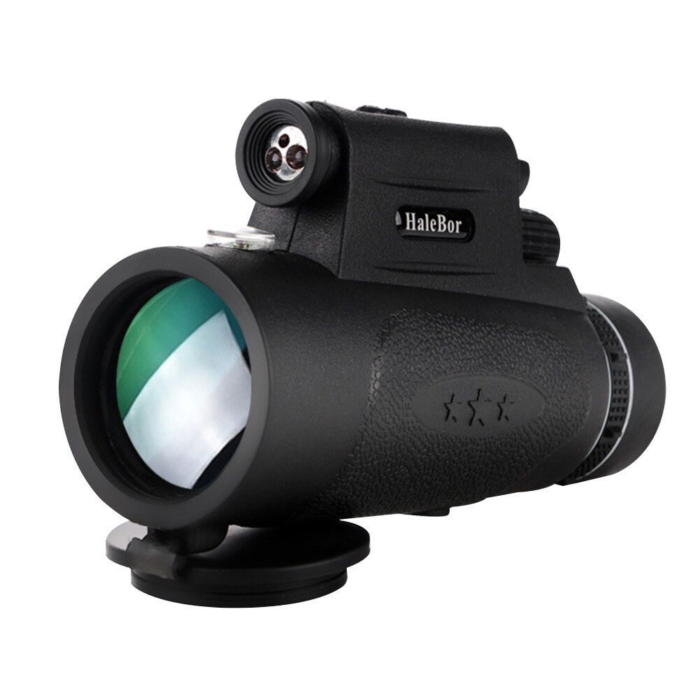 Telescopio para acampada de alta potencia para senderismo BAK4 prisma telescopio fotografía lente óptica para avistaje de aves 100x90 HD portátil al aire libre