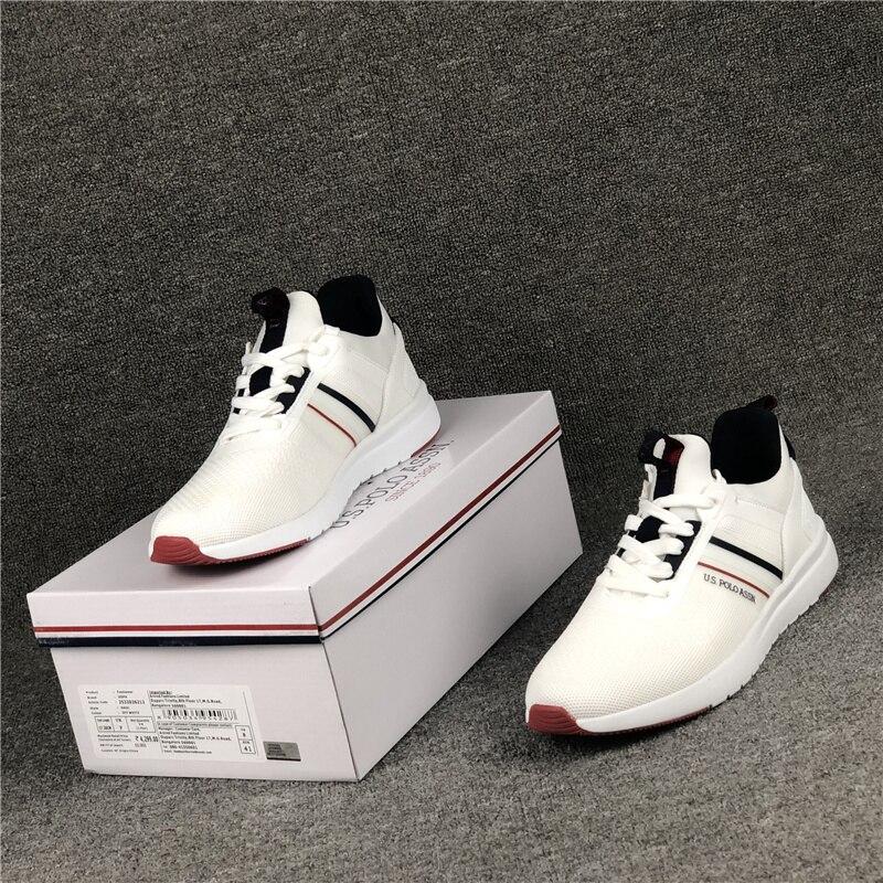 احذية الجري أحذية شبكة واحدة أحذية رياضية غير رسمية حذاء أبيض عادية اللياقة البدنية التدريب أحذية رجالي