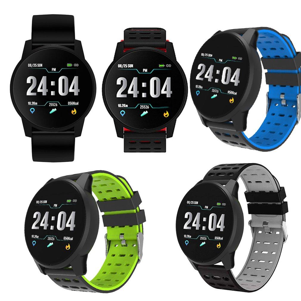 B2 Waterproof Smart Bracelet Wechat Heart Rate Pedometer Smart Watch Silicone Gift Men And Women Spo