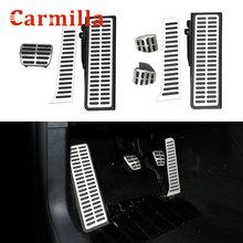 Pédale de voiture pour VW Jetta Mk5 Golf 5 6 Scirocco CC lapin EOS Tiguan Touran/Skoda Octavia A5 superbe Yeti pour Seat Altea Leon Toledo