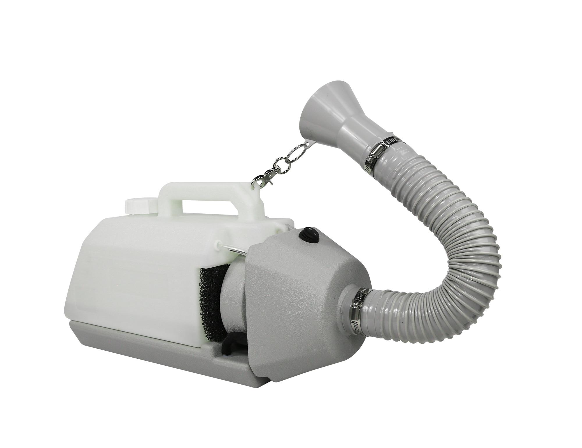 Cordless battery disinfecting sprayer cold ulv fogger sprayer 3L ultra low capacity handheld sanitizer fogging machine