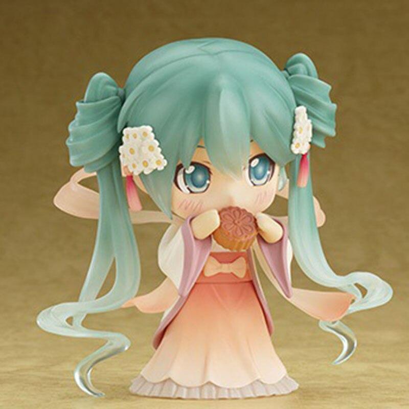 bandai-10cm-simpatico-anime-hatsune-figura-q-versione-miku-action-figure-mobili-ornamento-modello-in-pvc-giocattoli-da-cartone-animato-per-ragazze-regalo-di-natale