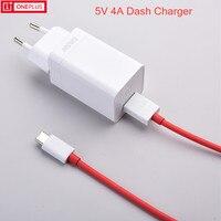 USB-зарядное устройство Oneplus Dash, 5 В, 4 а, кабель для быстрой зарядки 1 м/2 м Type-C для One plus 1 + 8 3T 5 5T 6 6T 7 7T PRO