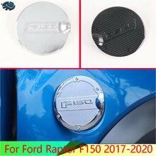 Pour Ford Raptor F150 2017-2020 accessoires de voiture bouchon de réservoir de carburant couvercle de voiture-style garniture huile bouchon de carburant de protection