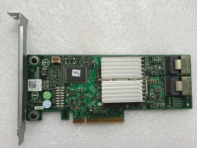 Dell PERC H310 Adapter 8-Port 6Gb/s SAS PCI-E 2.0 RAID Controller