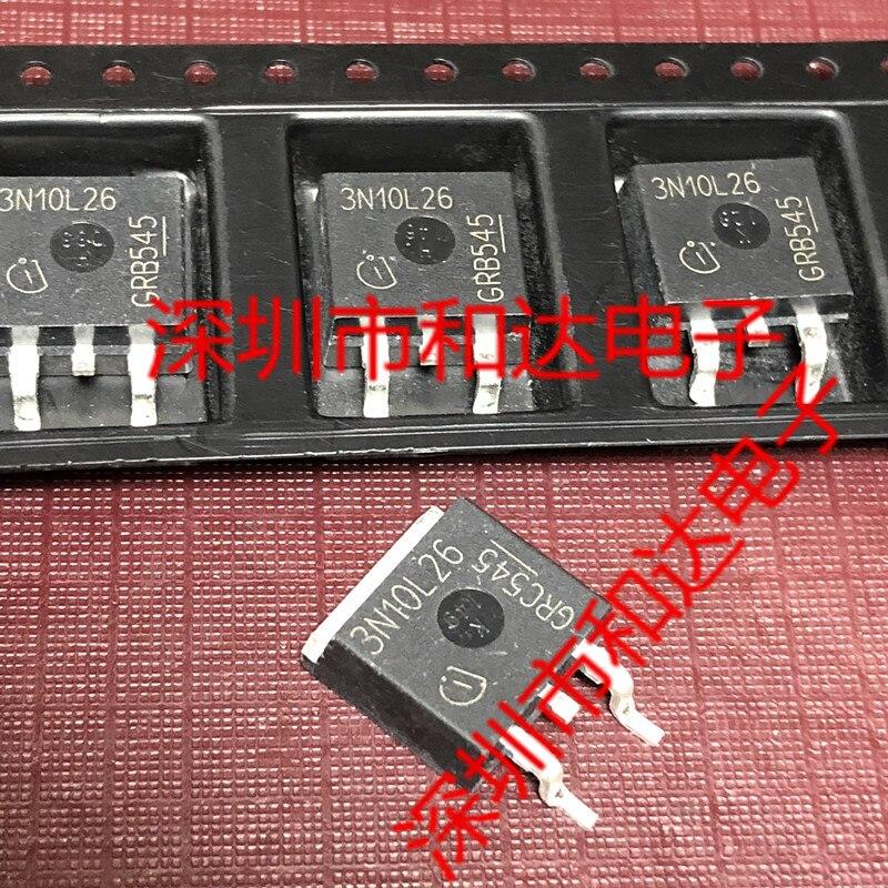 3N10L26 IPB35N10S3L-26-263 100V 35A