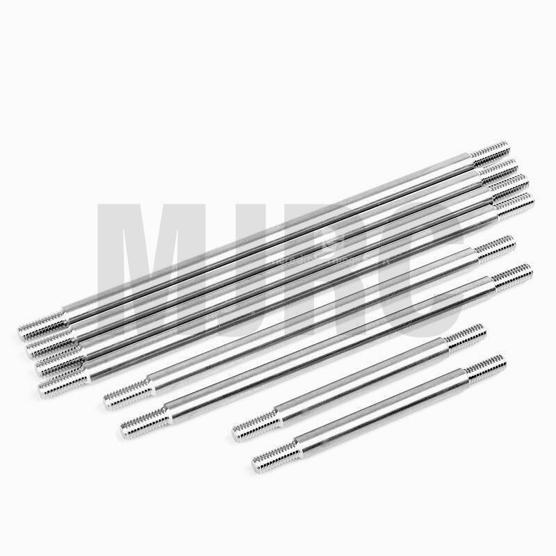 The new TRAXXAS TRX-4 313MM BRONCO G500 K5 324MM Defender Wheelbase connecting rod Stainless steel Titanium material 8 sets enlarge