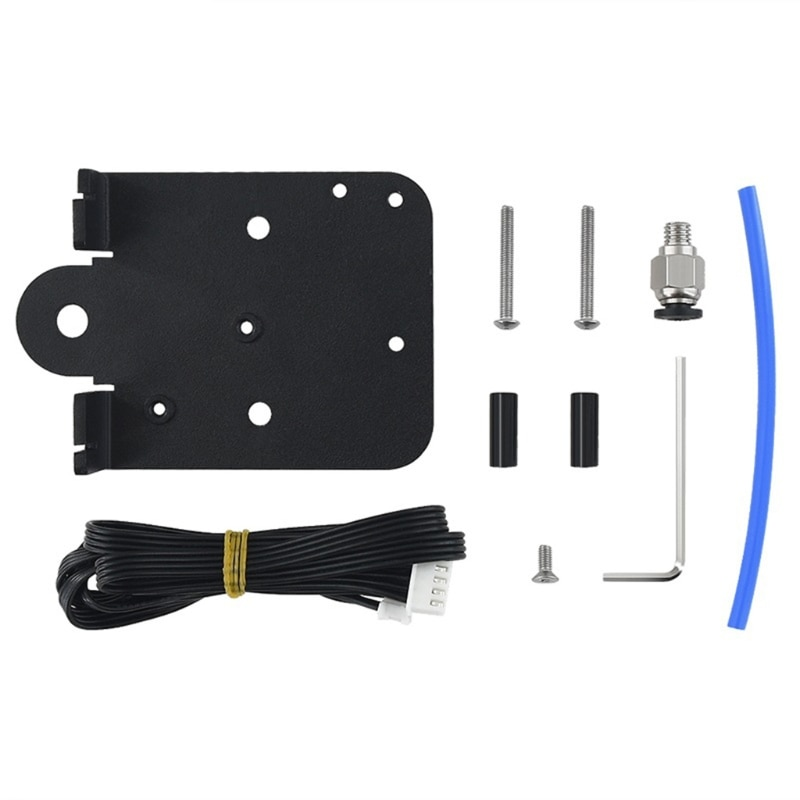 For Ender3/CR-10S Direct Extrusion Drive Plate Upgrade Direct Extruder Adapter