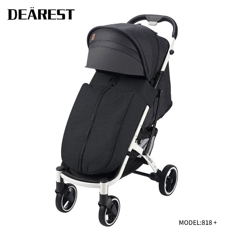 Dearest818 + Baby Stroller Foldable Four Seasons Expedited Shipping