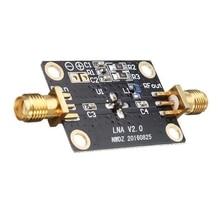 0.1-2000M LNA amplificateur RF large bande gain 26dB 1.5G récepteur de Signal 203A