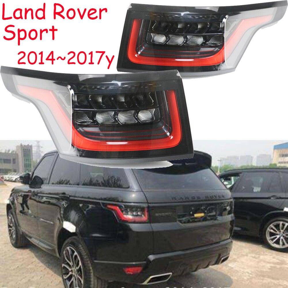 Video 2014~2017y tail light for Land range rover sport taillight Brake LED car accessories Taillamp rear light fog light