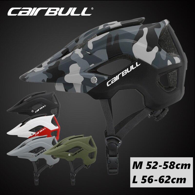 Cairbull-Cascos Integral para bicicleta de montaña, Enduro, conjunto de cabeza para patinete,...
