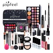 POPFEEL tout en un kit de maquillage pour débutant KIT004(30 pièces)