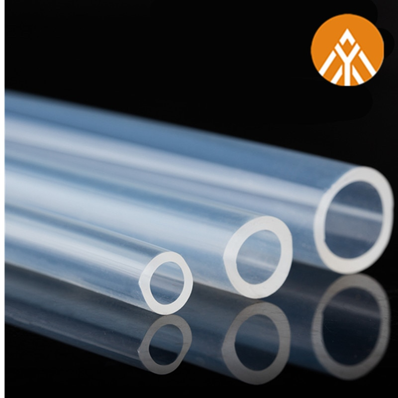 1/3M Food Grade Transparent Silicone tube/hose 4 6 8 10 16 20mm Out Diameter Flexible Rubber hose Silica gel Hose Beer Pipe dental cattle blue continuous syringe thickening hose latex tube silica gel rubber 2 5 meters