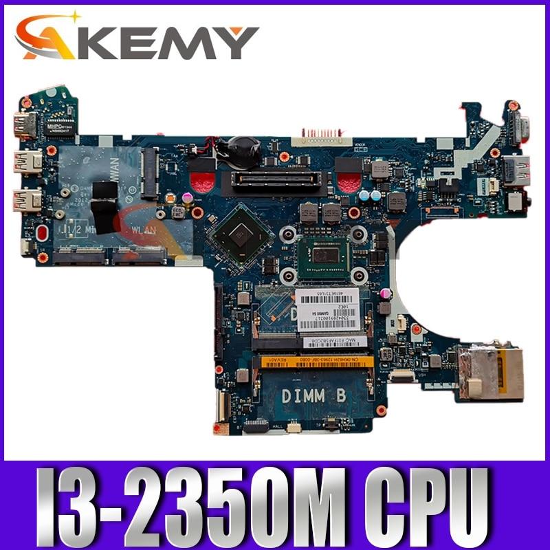 الأصلي اللوحة المحمول لديل خط العرض E6230 النواة I3-2350M CN-0FTRC0 0FTRC0 LA-7731P I3-2350M SLJ8A اللوحة