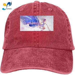Kimi No Na Wa You Name Commemorate Casquette Cap Vintage Adjustable Unisex Baseball Hat