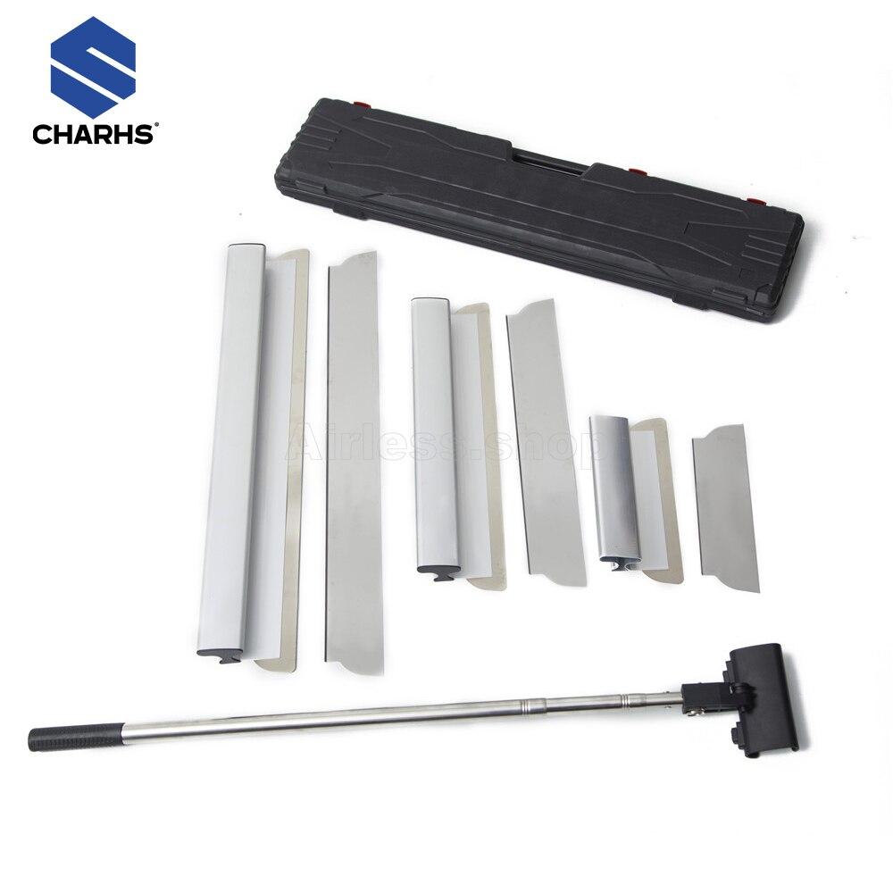 Charhs Skimming Blade Set - 10