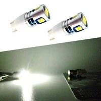 2x t10 led w5w led bulb 2835 led car light turn signal auto clearance lights 12v 24v license plate light trunk lamp parking