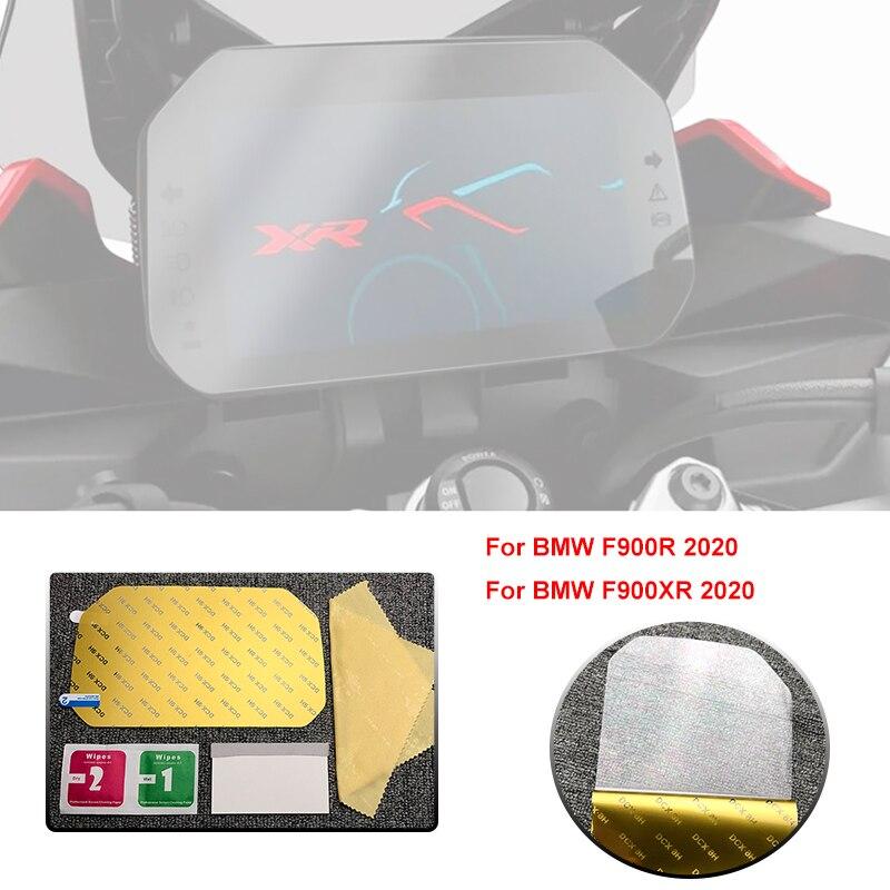 Instrumento da motocicleta velocímetro proteção filme acessórios para bmw f900r f900xr f900 r f900 xr f 900 r 900 xr 2020