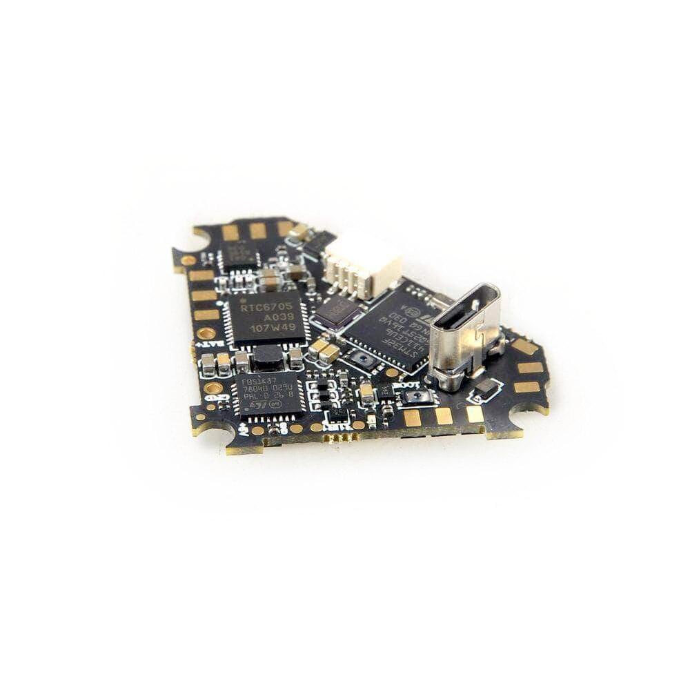 25x25 مللي متر HappyModel diamond df4 AIO Whoop وحدة تحكم في الطيران F411 BLHELI_S 5A 200 ميجا واط VTX SPI FRSKY FLYSKY ل Moblite6 Moblite7 أجزاء