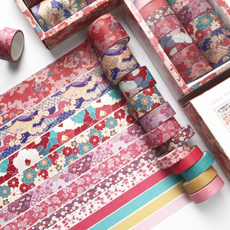 AliExpress - 12 pcs/set Vintage Chinese Palace Style Washi Tape Set Scrapbooking DIY Journal Stationery Masking Adhesive Tape School Office
