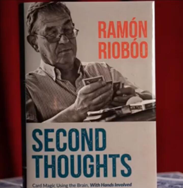 Вторые мысли от Ramon Rioboo, Магическая инструкция, магический трюк