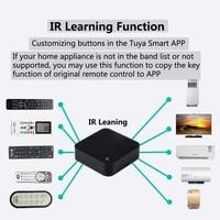Mini telecommande WiFi IR intelligente pour maison connectee  Compatible avec Alexa  Google Assistant  IFTTT  Smart Life  TuyaSmart
