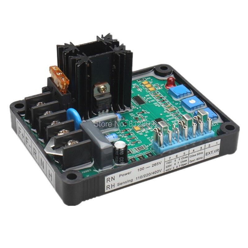 GAVR-8A GAVR8A GAVR 8A  AVR 8AGenerator Automatic Voltage Regulator Module Universal AVR Generator Well Working 5PCS/LOT enlarge