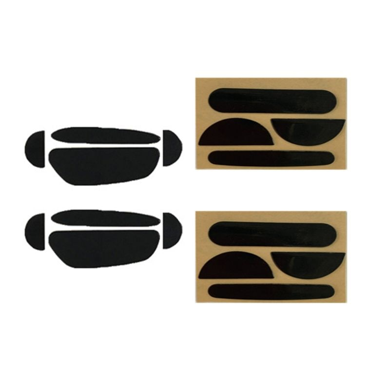 2 Set Mouse Feet Glide Sticker Curve Edge Skates For-Logitech MX Master 2S/3 Mouse brand new mouse case mouse shell top side and bottom with 1pc mouse feet for logitech performance mx m950 mouse accessories