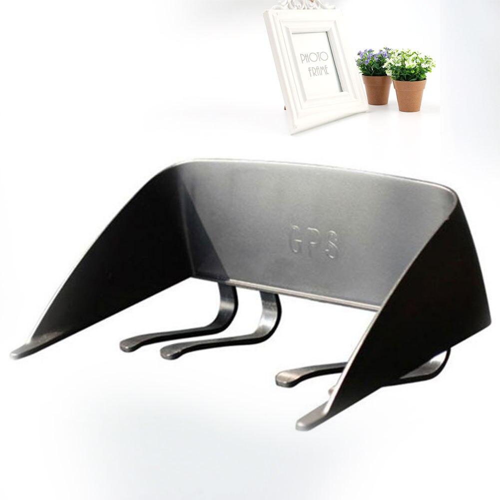 Vehemo GPS protección solar parasol 7 pulgadas para Gadget negro coche visera de verano para navegador