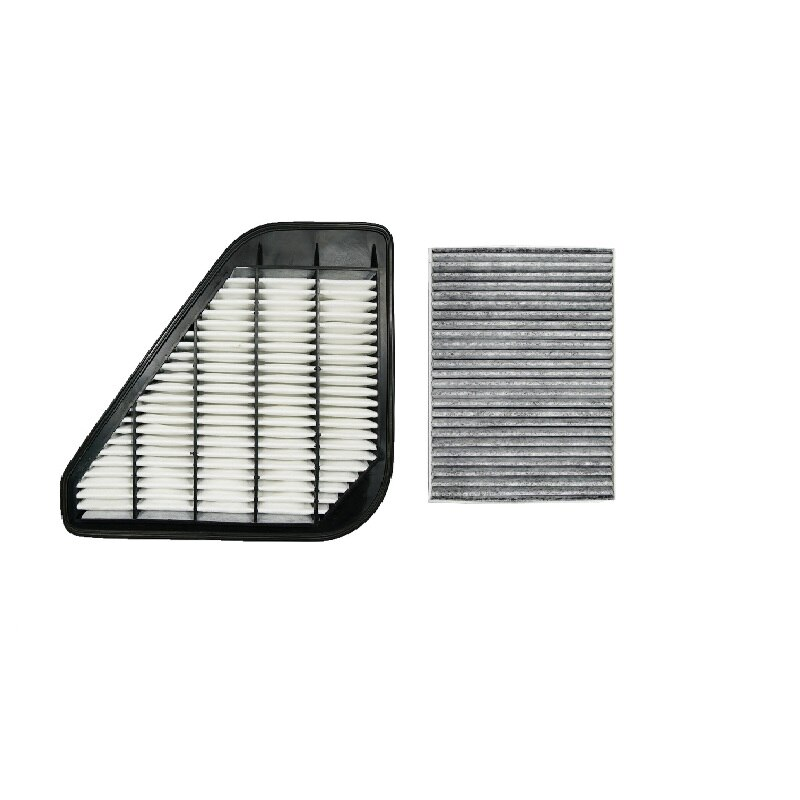Filtro de aire de motor de coche de aire de cabina para Buick Enclave 3.6L 2008, 2009, 2010, 2011, 2012, 2013, 2014, 2015, 2016, 2017- A3083C 20958479
