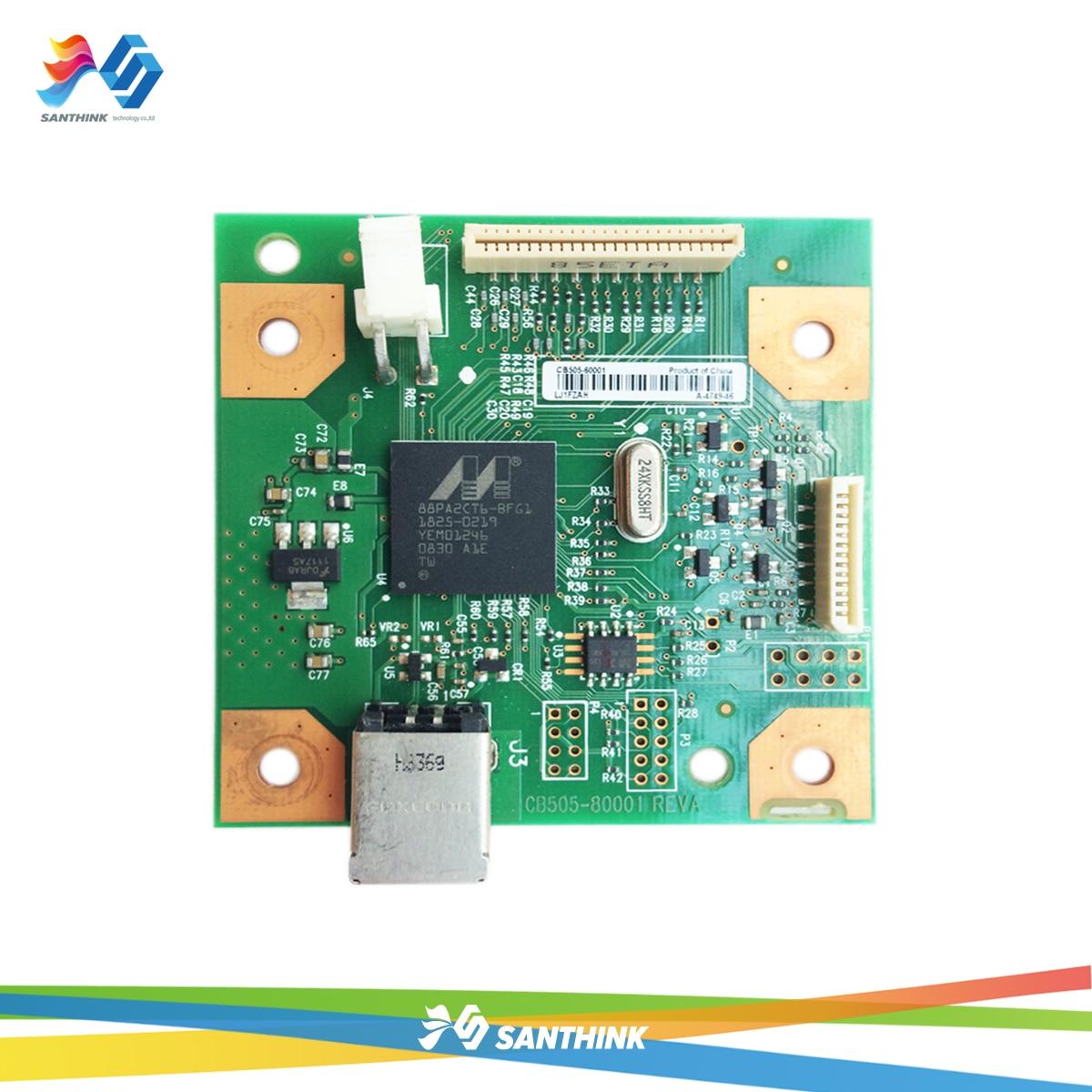 Para Placa Do Formatador CP1215 HP1215 CB505-60001 CB505-80001 Motherboard