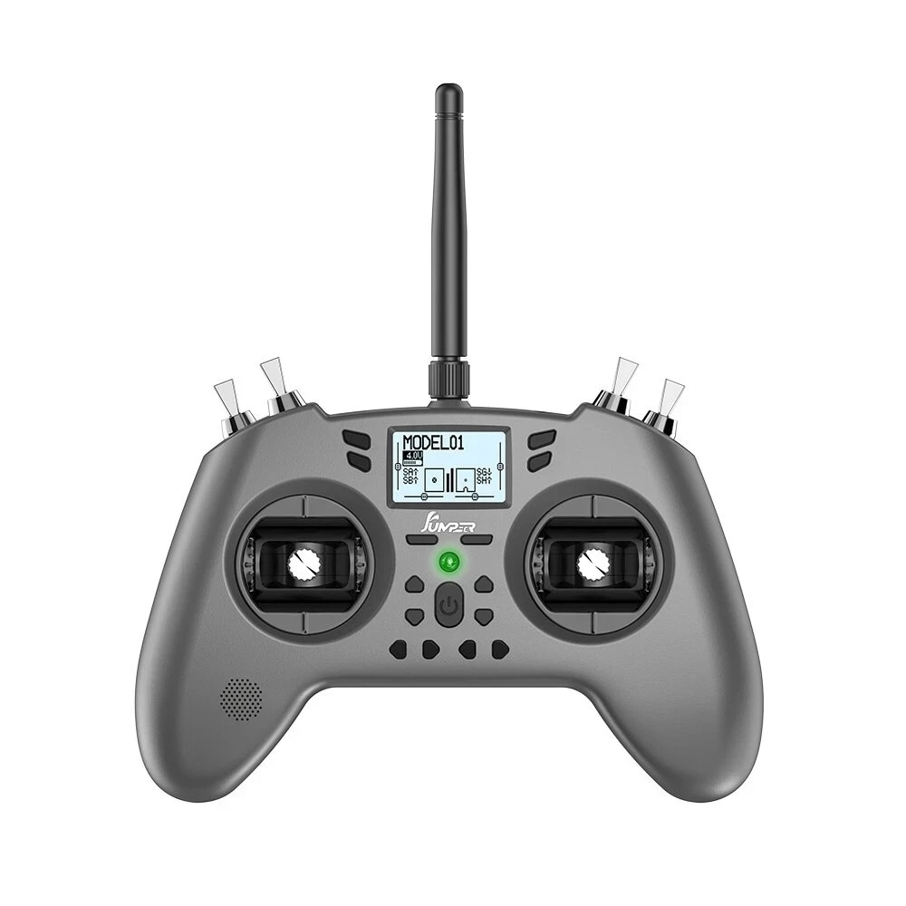 Jumper T-Lite Open TX Game Sharp Multi-Protocol Transmitter Hall Sensor Gimbals Single RF CC2500 JP4IN1 Remote Control for RC enlarge
