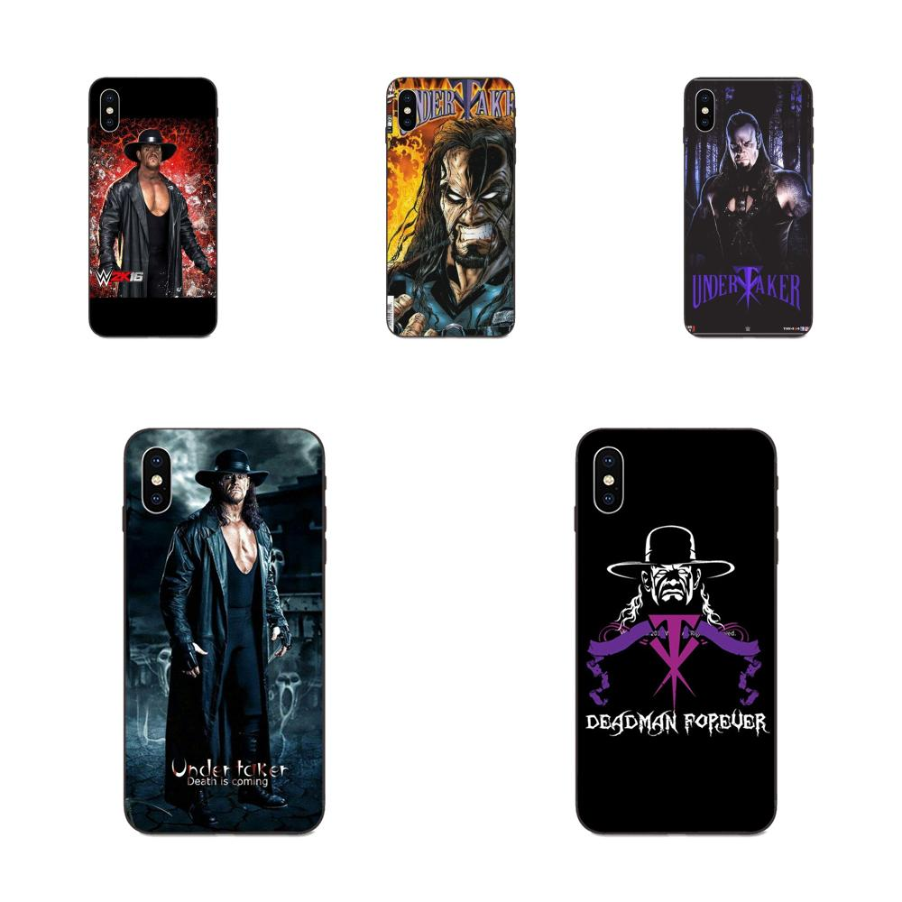 Wrestling Superstar The Undertaker For Huawei Mate 9 10 20 P8 P9 P10 P20 P30 Lite Mini Play Pro P smart Plus Z 2017 2019