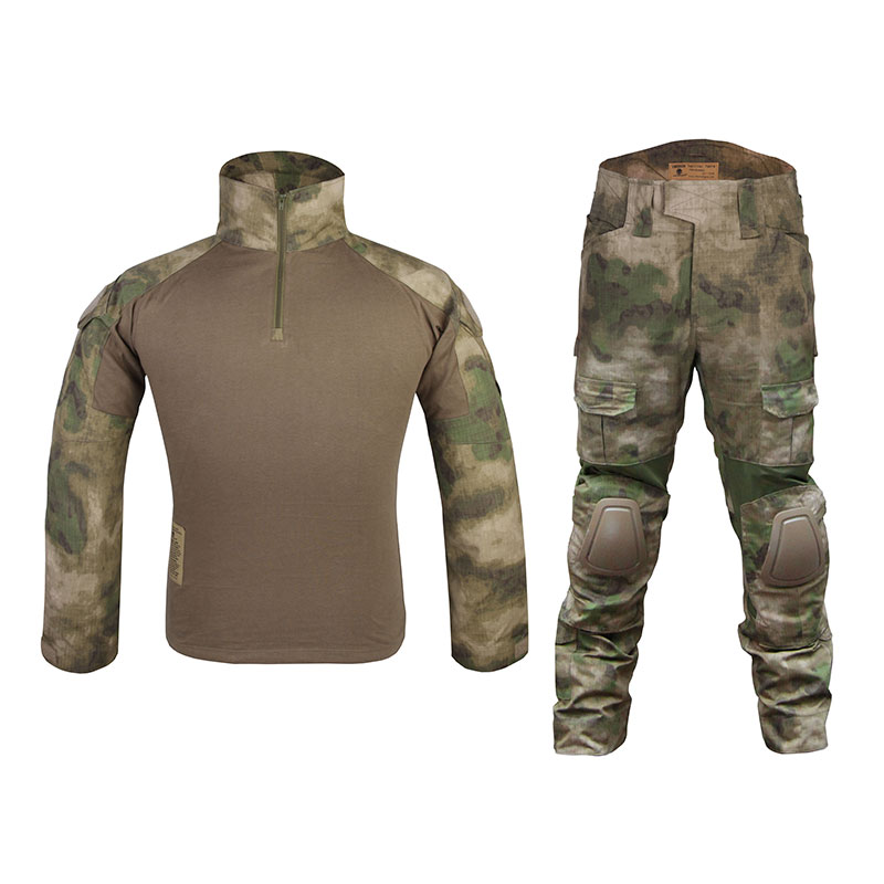 Emersongear Tactical Gen2 Combat Suit Shirts Pants Training Uniform Set Airsoft Sports Outdoor Hunting Tops Duty Cargo Trouser
